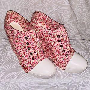Charlotte Russe Sneaker Wedges